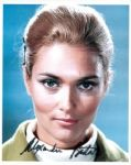 Alexandra Bastedo, The Champions, Batman Begins etc